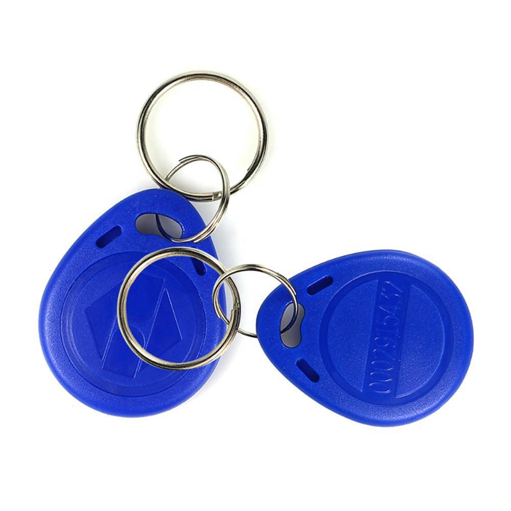 13.56mhz Smart RFID Keyfob/Mifare Keytag/Waterproof Keychain for Access Control 4