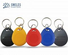Mifare RFID Keyfob/13.56mhz Access Control Keytag