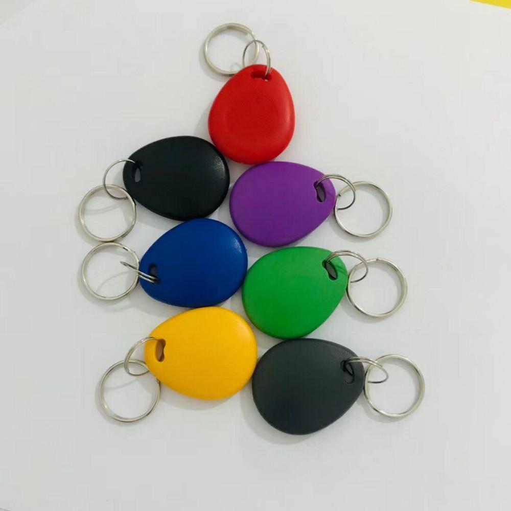 Mifare RFID Keyfob/13.56mhz Access Control Keytag 2