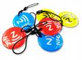 Epoxy Transparent NFC 13.56mhz RFID