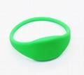 Silicone Soft RFID Bracelet/TK4100 Wristband For Access Control/GYM  6