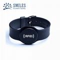 Adjustable EM/Mifare Wristband/ RFID
