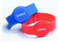 Adjustable EM/Mifare Wristband/ RFID Keytag Waterproof Bracelets  4