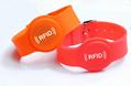Adjustable EM/Mifare Wristband/ RFID Keytag Waterproof Bracelets  5