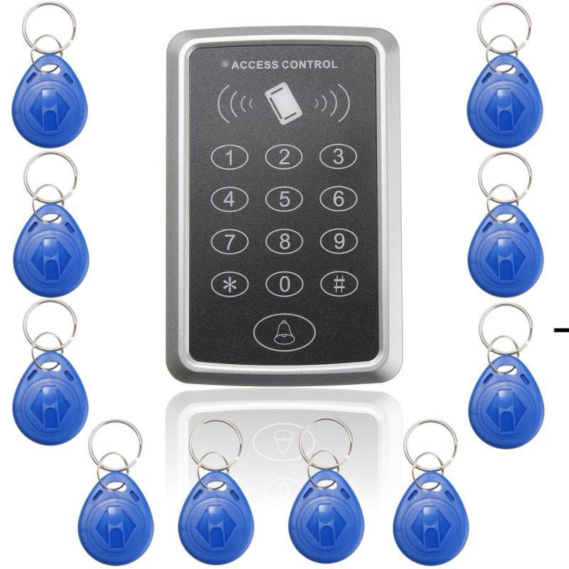 Contactless Door Keypads / RFID Door Access Control 2
