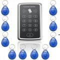 Contactless Door Keypads / RFID Door Access Control