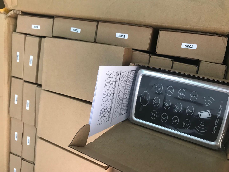 Contactless Door Keypads / RFID Door Access Control 3