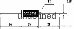 2CL2系列高压二极管