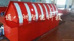 江蘇南京軍隊機關法院電動液壓路障機