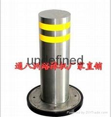 小区专用手动半自动升降装置升降柱