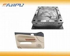 car door panel mould,CNC plastic machining parts,factory price