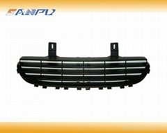 plastic parts for automotive grill mould made for PP