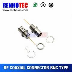 coaxial cable connector rg59 bnc connector