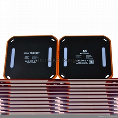 five proofing high quality solar power bank with light