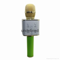 Wireless Microphone Karaoke Player Bluetooth Speaker