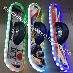 扭扭平衡車獨輪滑板車