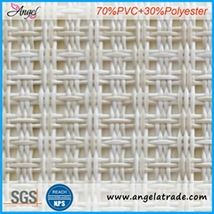 Eco-friendly material different designs fabric for patio furniture plastic fabri