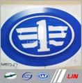 High Quality auto emblems car logo 2