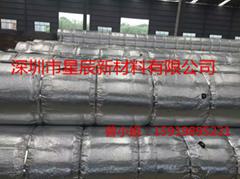 石油工业纳米气囊反射层管道隔热保温材料