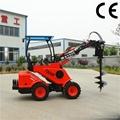 4×4 mini tractor loader DY620 mini