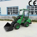 Small lawn mower tractor DY840 mini garden front end loader tractor  2