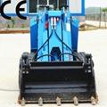 boncat Mini skid steer loader MS500 mini
