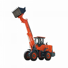 4ton Agriculture farms tractors machinery TL4000 telescopic loader equipments