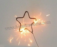 china export sparklers-fuwa fireworks