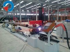 复合管内壁堆焊自动焊机