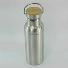 Stainess Steel  Double Wall Sport Bottle 500ml
