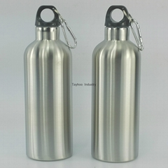 Stainless steel Wide mouth America Sport Bottle
