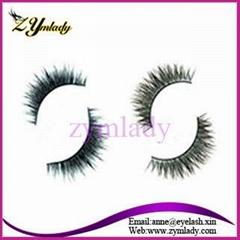 Hand-Polished Eyelashes