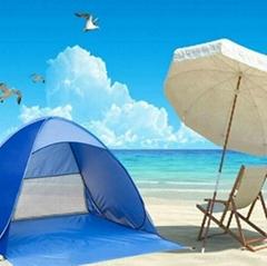 Sun beach tent shelter canopy pop up tent