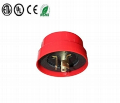 Photocontrol photoelectric switch Shorting Cap open cup