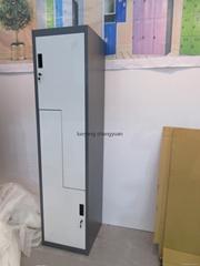 New  design  Z shape steel  locker for  commercial  furniture