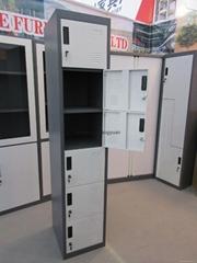 6  doors  luoyang factory  hot  sale  steel  locker