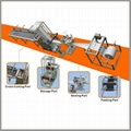 filter bag machine
