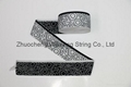 woven webbing woven tape heat transfer printed tape