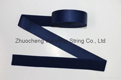 customized elastic satin ribbon nylon satin ribbon printed webbing