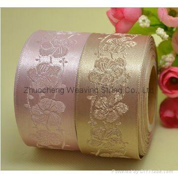 satin ribbon grosgrain ribbon elastic tape  1