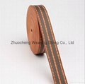 PP webbing with embroidery bullion elastic tape 2