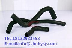BMW/Benz air pipe Oil resistant rubber NBR rubber automotive rubber hose