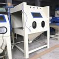 1212手動中型干式普壓設備除塵式噴砂機 3