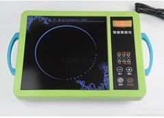 廠家直銷超薄款按鍵光波電陶爐 變頻聚能灶 禮品特價批發