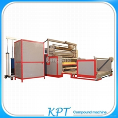 kangpate high end pur hot melt adhesive fabric laminating machine