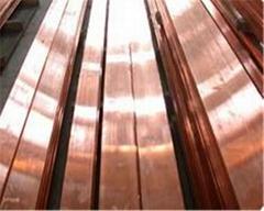 進口C1100紫銅排市場價