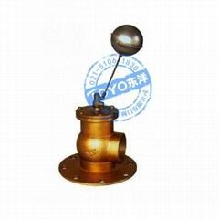 黃銅法蘭浮球閥