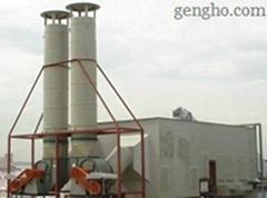 造紙廠VOCs有機廢氣治理