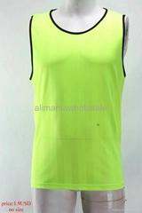 football soccer jerseys  sport  vest free shipping