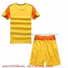man football soccer jerseys  t-shirt